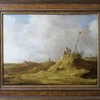 V. Bos ?, kolem 1630 - 1640