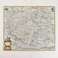 """Mapa Čech """"Bohemia"""""""